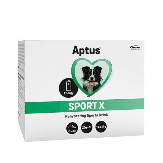 Aptus Sport X Pulver (10x25g)