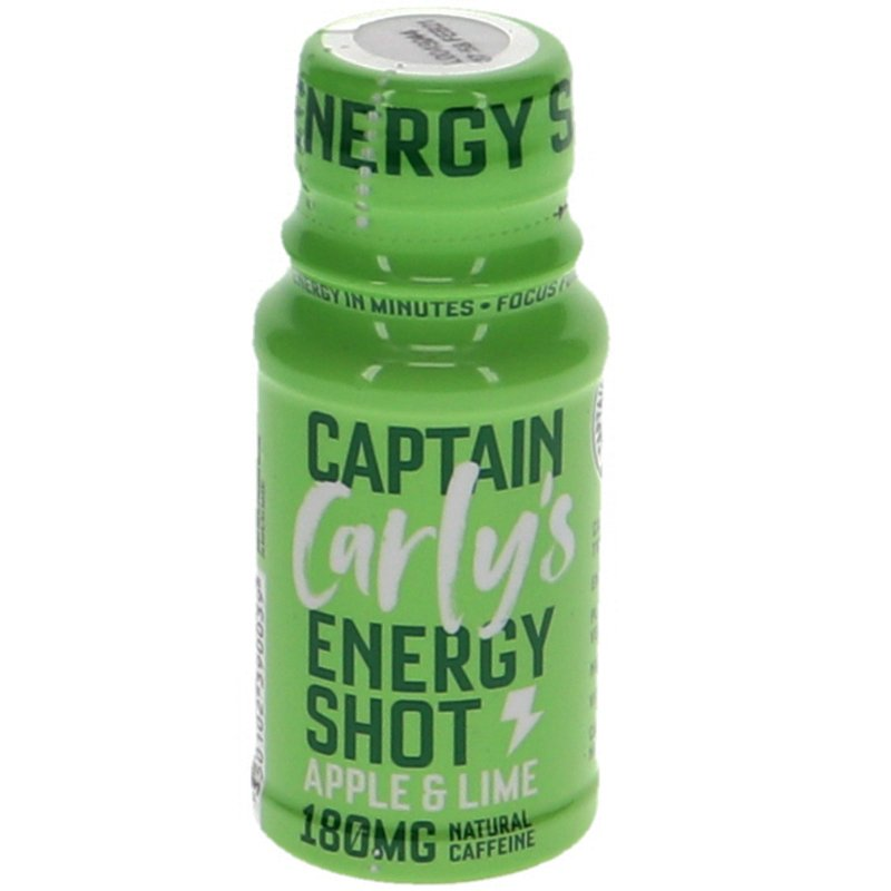 Energiashotti Omena & Lime - 45% alennus