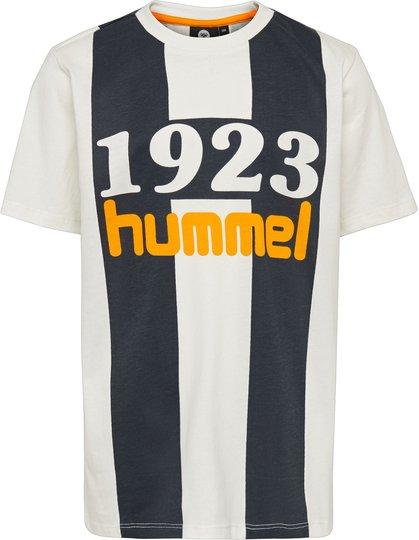 Hummel Huntly T-Skjorte, Whisper White, 104