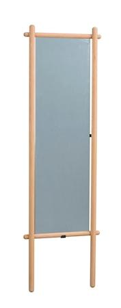 Milford Golvspegel Ek 52x180 cm