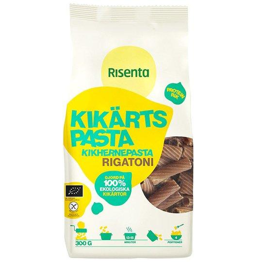 """Kikärtspasta """"Rigatoni"""" Glutenfri 300g - 46% rabatt"""