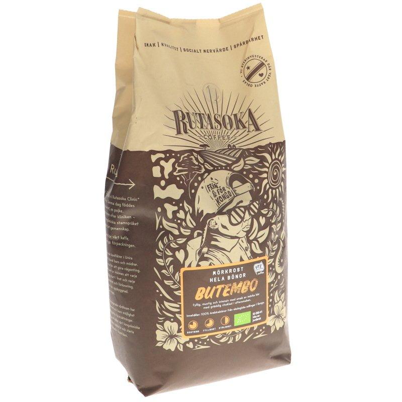 Luomu Kahvipavut Butembo - 40% alennus