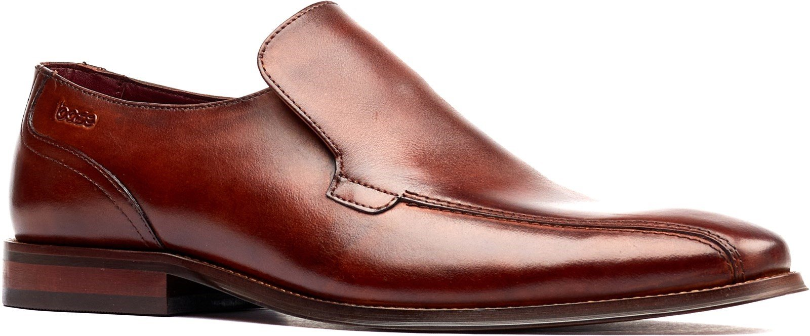 Base London Men's Jacob Slip On Loafer Tan 32252 - Tan 6