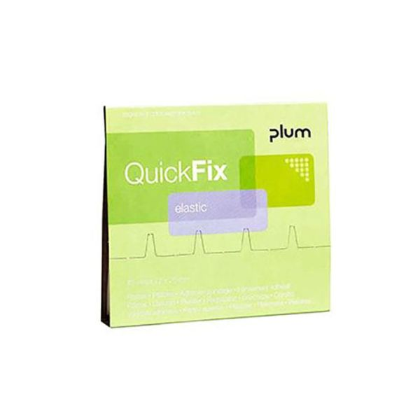 Plum Quickfix Elastic Laastari täyttö, 45 kpl