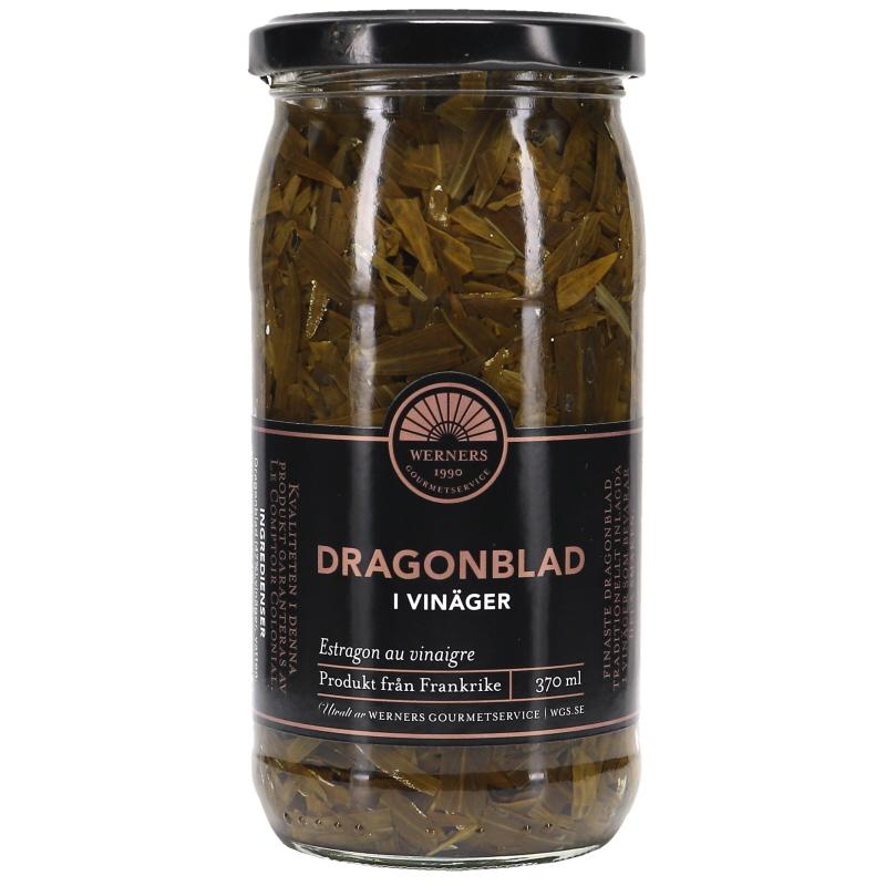 Dragonblad i Vinäger - 27% rabatt