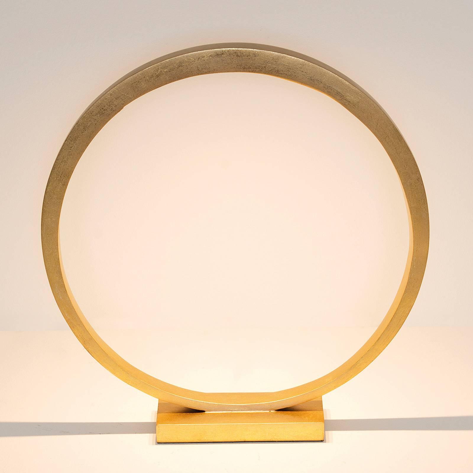 LED-pöytälamppu Asterisco himmentimellä