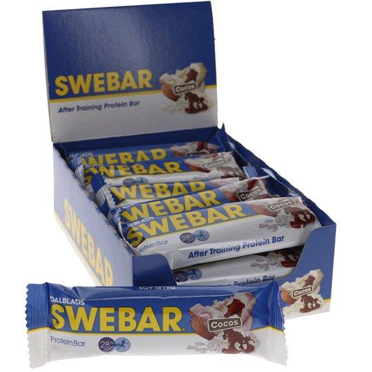 Proteinbars Cocos 15-pack - 33% rabatt