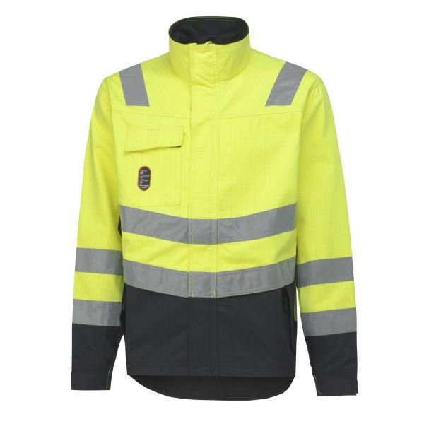 Helly Hansen Workwear Aberdeen Jacka varsel, gul/svart XS