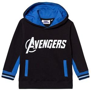 Fabric Flavours Avengers Endgame Huvtröja Blue/Black 5-6 years