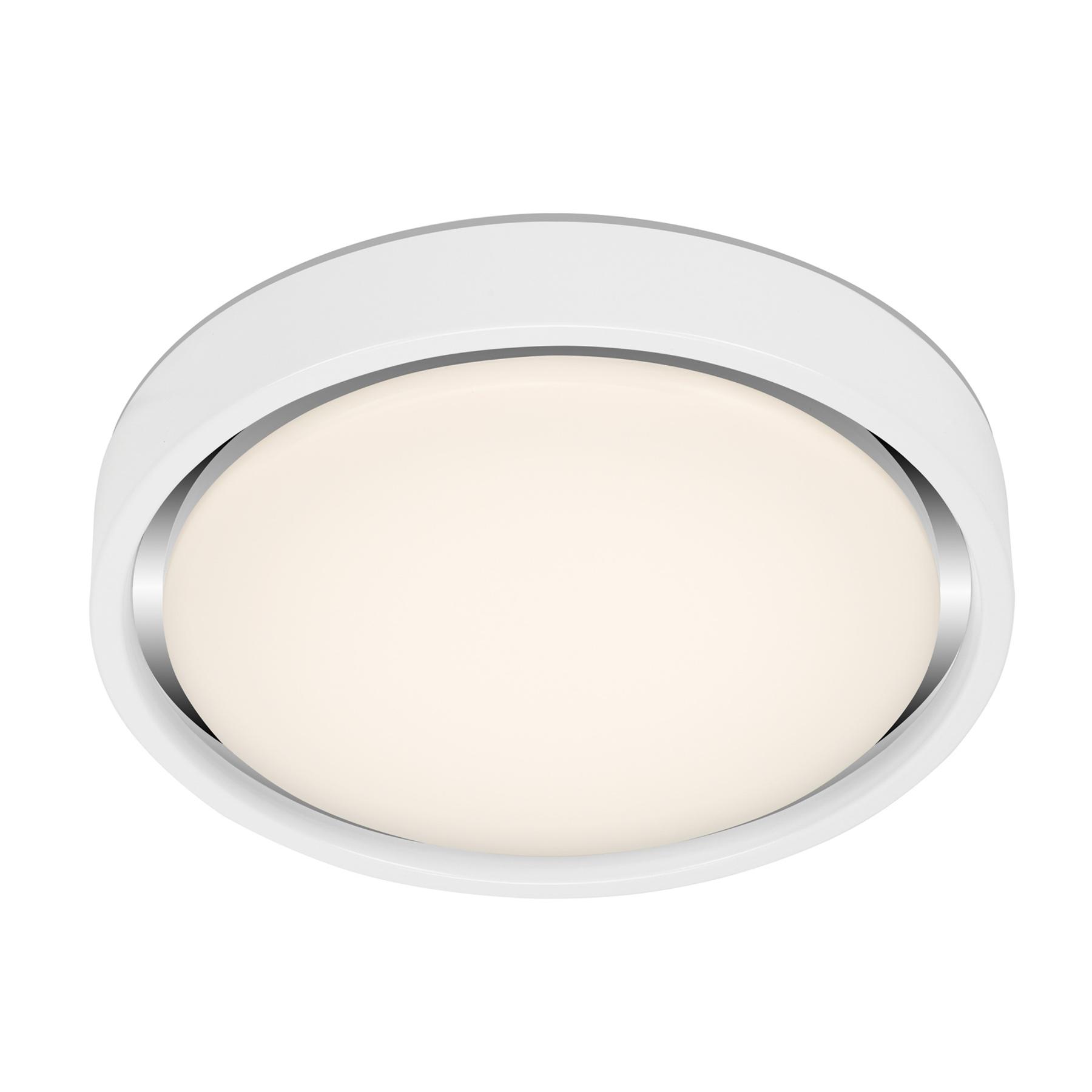 LED-kattovalo Talena M RGB CCT tunnistin valkoinen