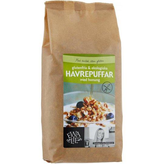 Havrepuffar Honung Glutenfria 150g - 41% rabatt