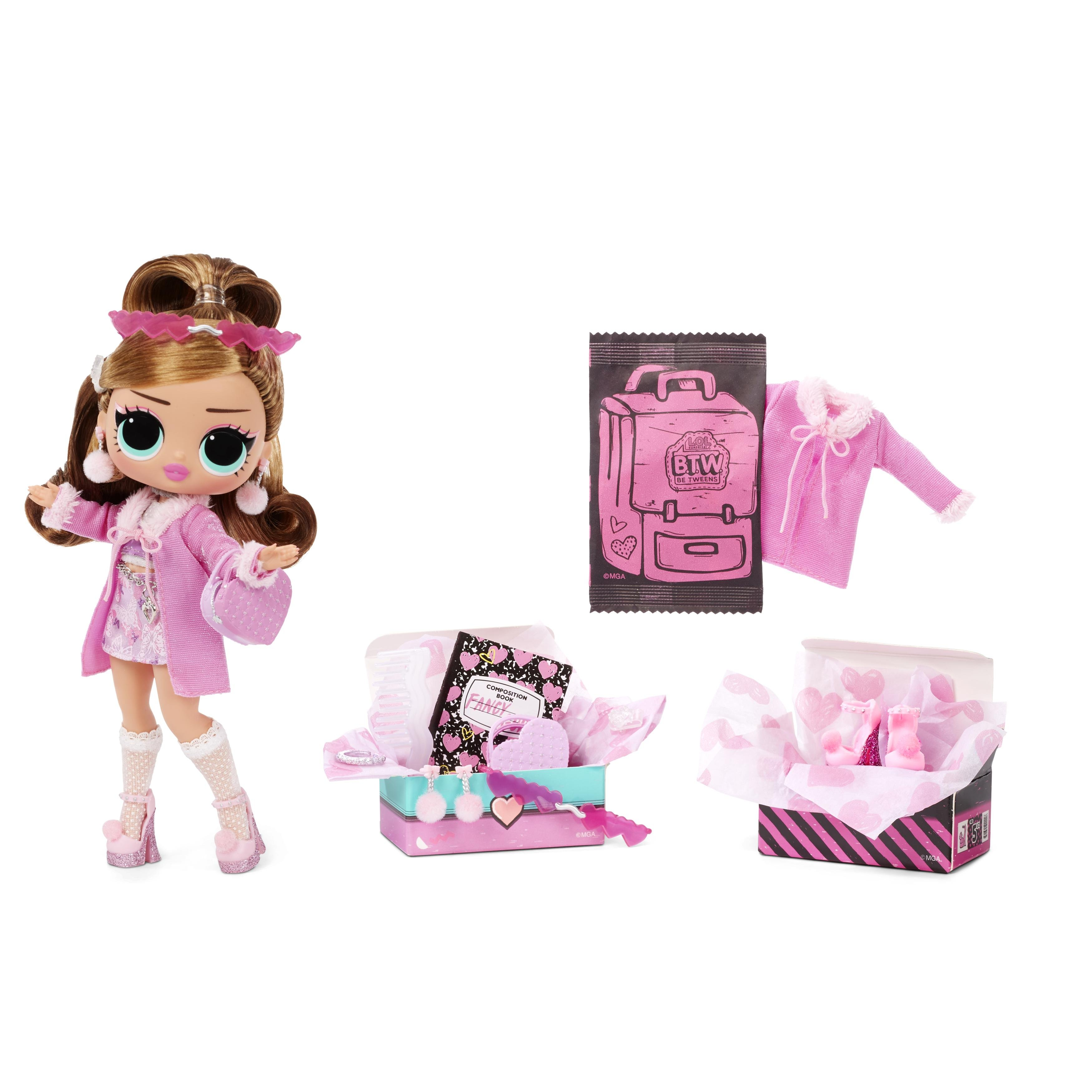 L.O.L. Surprise - BTW Doll- Cherry B.B. (576679)