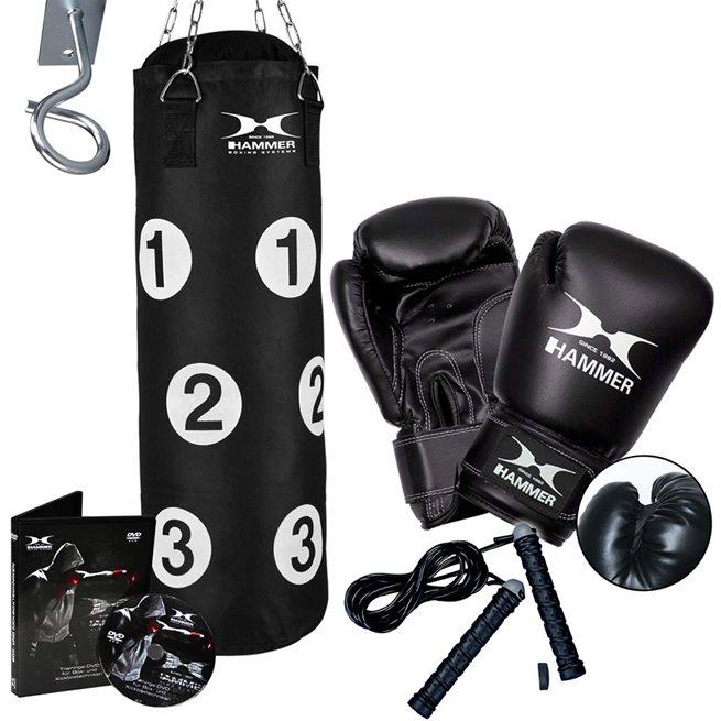 Hammer Boxing Set Pro, Boxningspaket