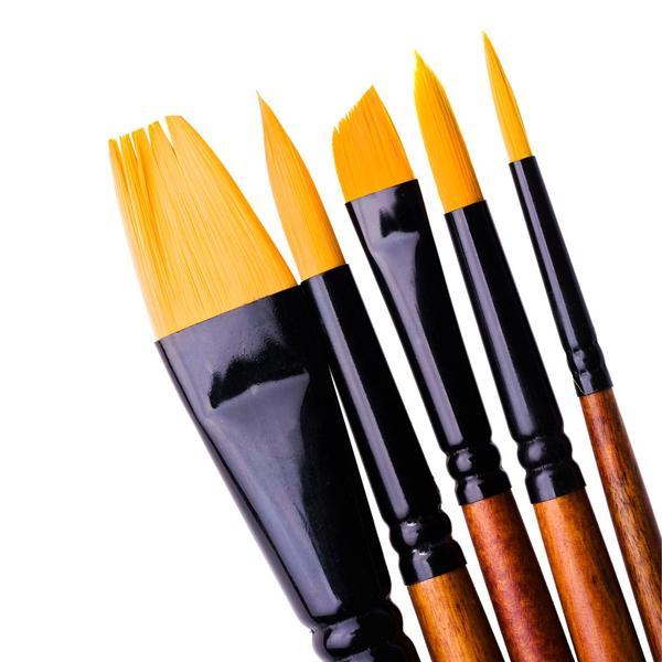 Artful Paint Brushes