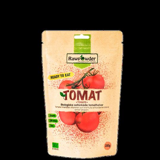 Tomat soltorkad Eko 200 g