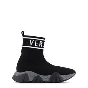 Versace Squalo Sock Sneakers Svarta 32 (UK 13)