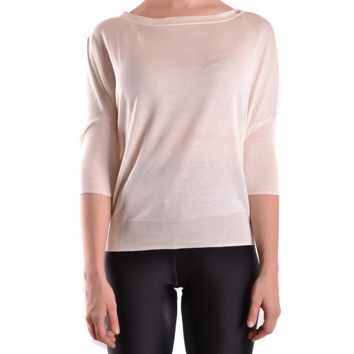 Elisabetta Franchi Women's Sweater White 161207 - white 42