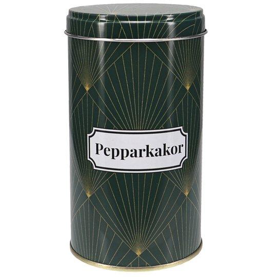 Pepparkakor i Plåtburk - 61% rabatt