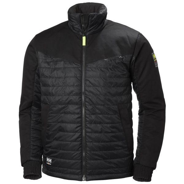 Helly Hansen Workwear Oxford Jacka svart S