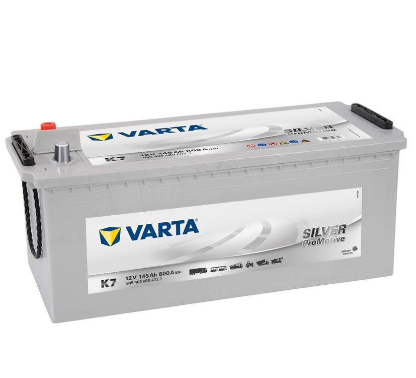 Batteri K7 PRO silver SHD145