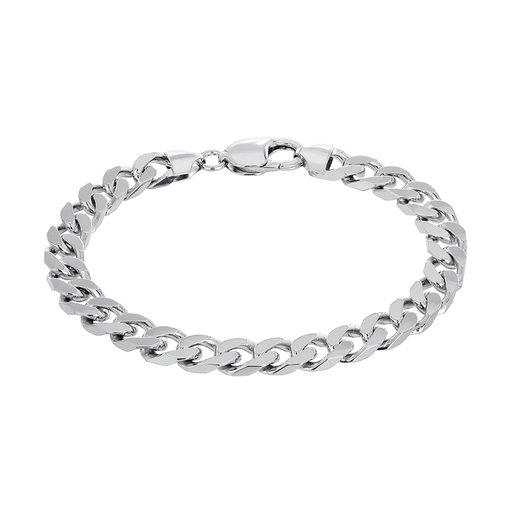 Armband i äkta silver 21 cm