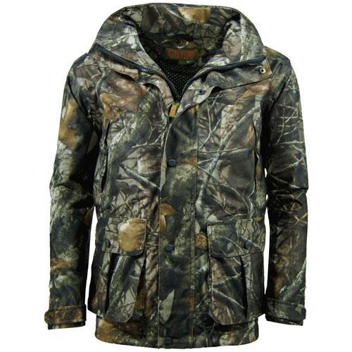Game Technical Apparel Unisex Jacket Various Colours Stealth - Staidness S