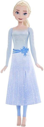 Disney Frozen 2 Splash og Sparkle Elsa Dukke