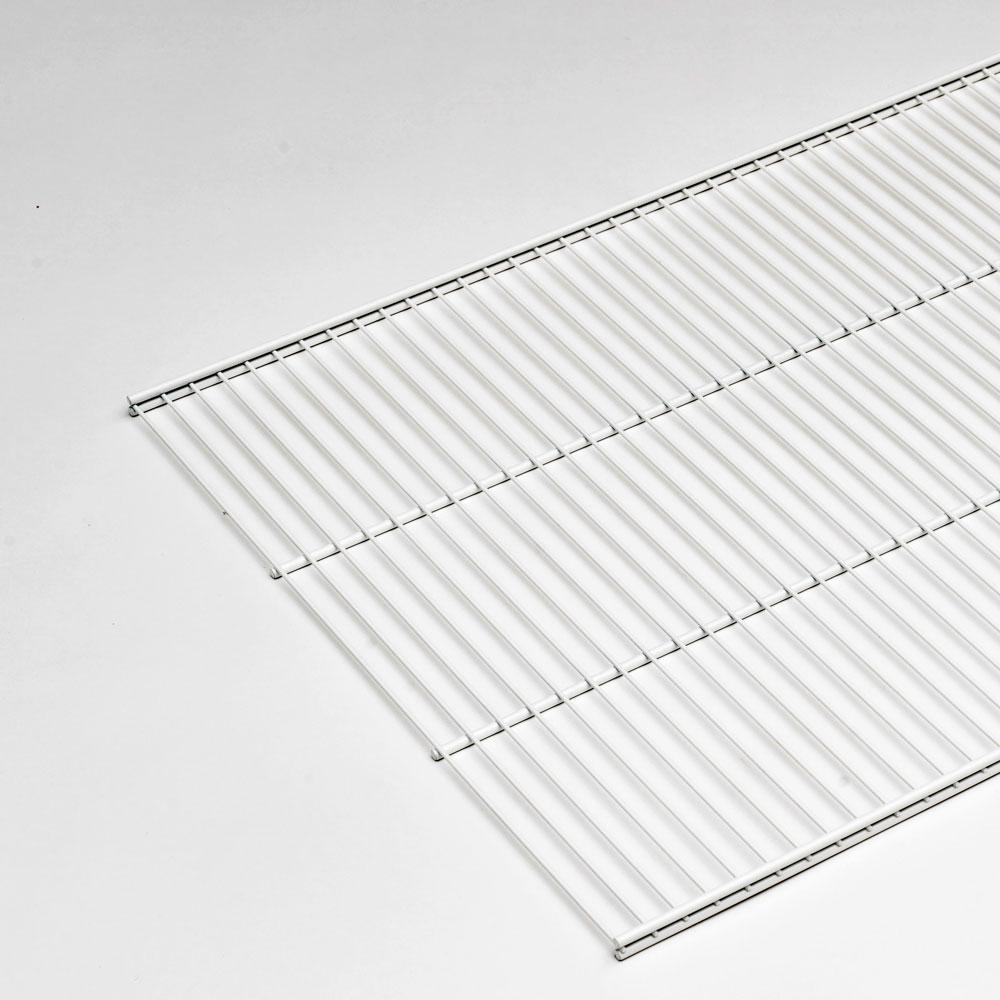 Pelly System Trådhylle, dybde 464 mm Hvit, 550