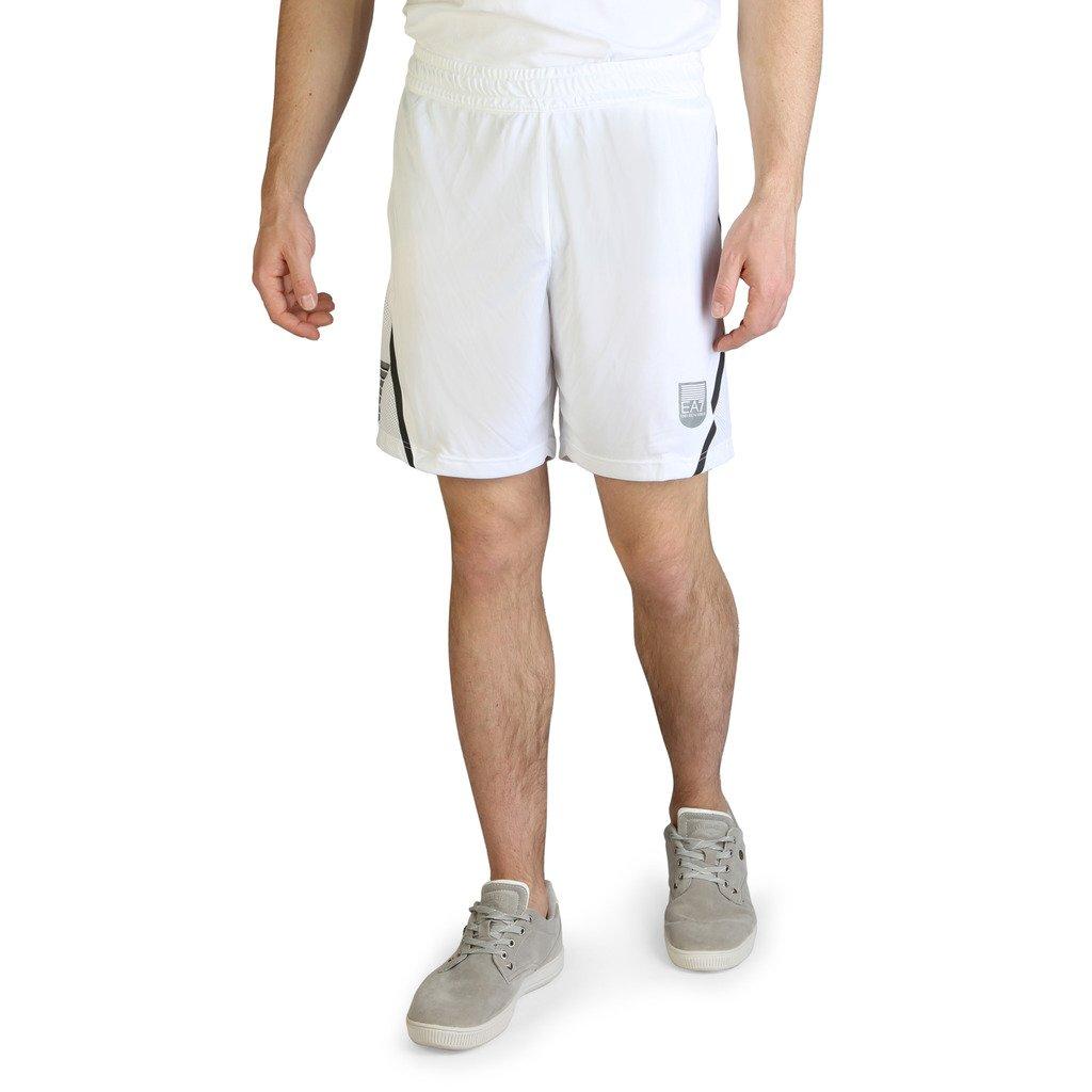 EA7 Men's Short White 3GPS66_PJH6Z - white S