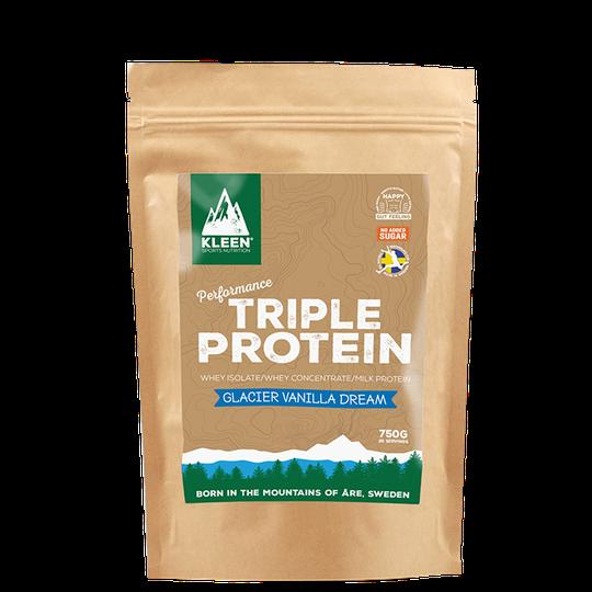 KLEEN Triple Protein Glacier Vanilla Dream, 750 g