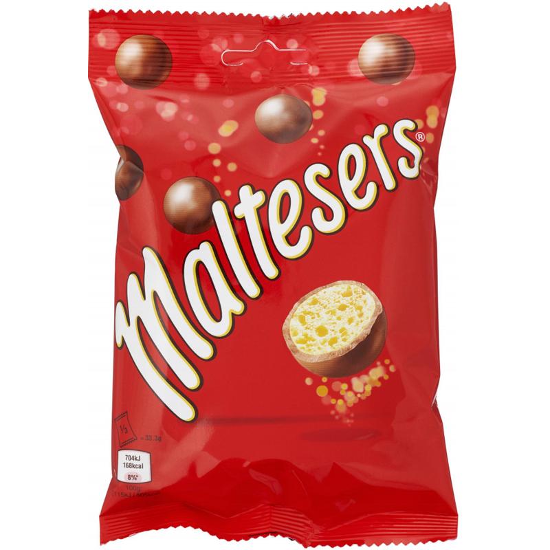 "Godis ""Maltesers"" 100g - 77% rabatt"