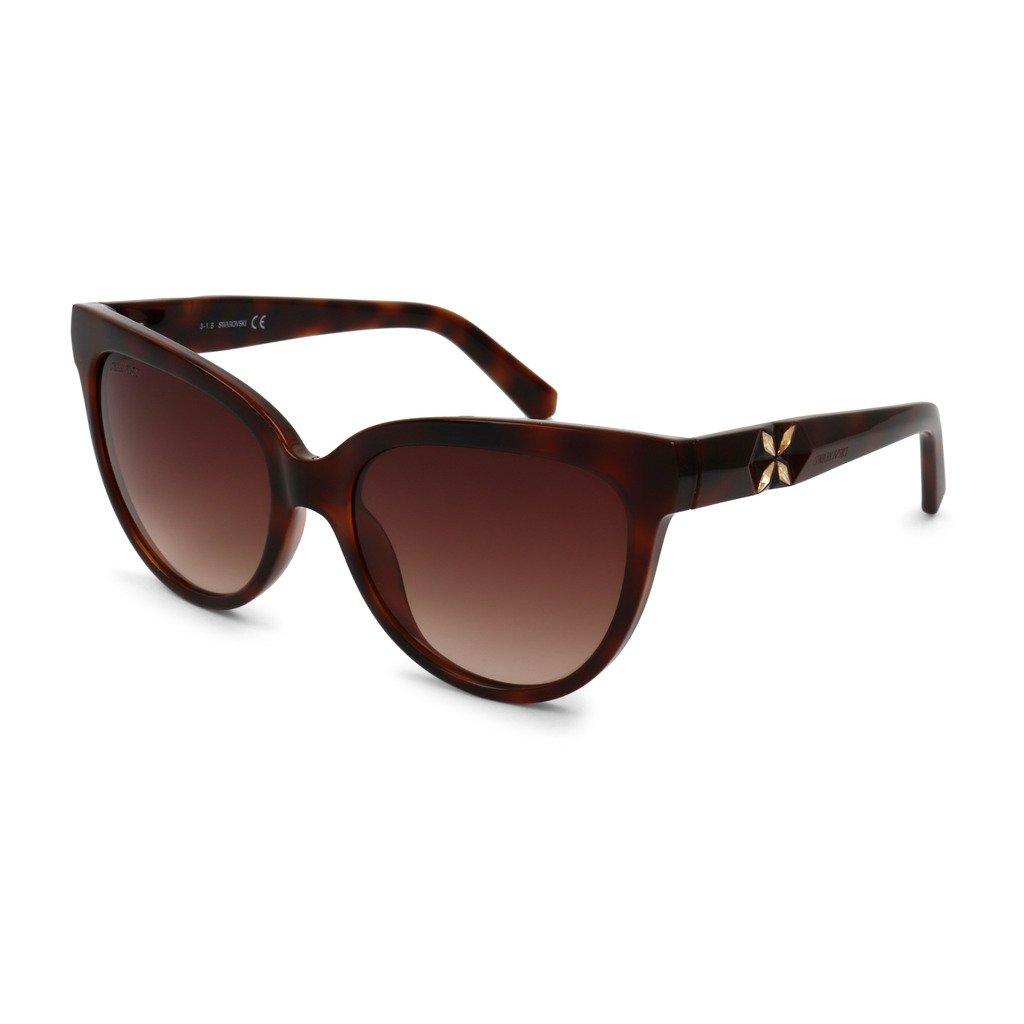Swarovski Women's Sunglasses Brown SK0187 - brown NOSIZE
