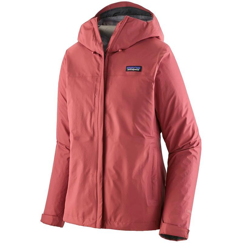 Patagonia Torrentshell 3L Jacket S Skalljakke, dame, Rosehip
