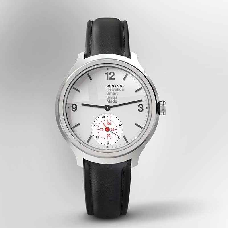 Mondaine Helvetica Smart B44 Limited Edition Gents MON500