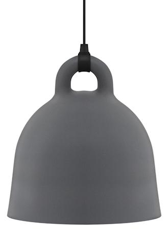 Bell Lampa Grå Large