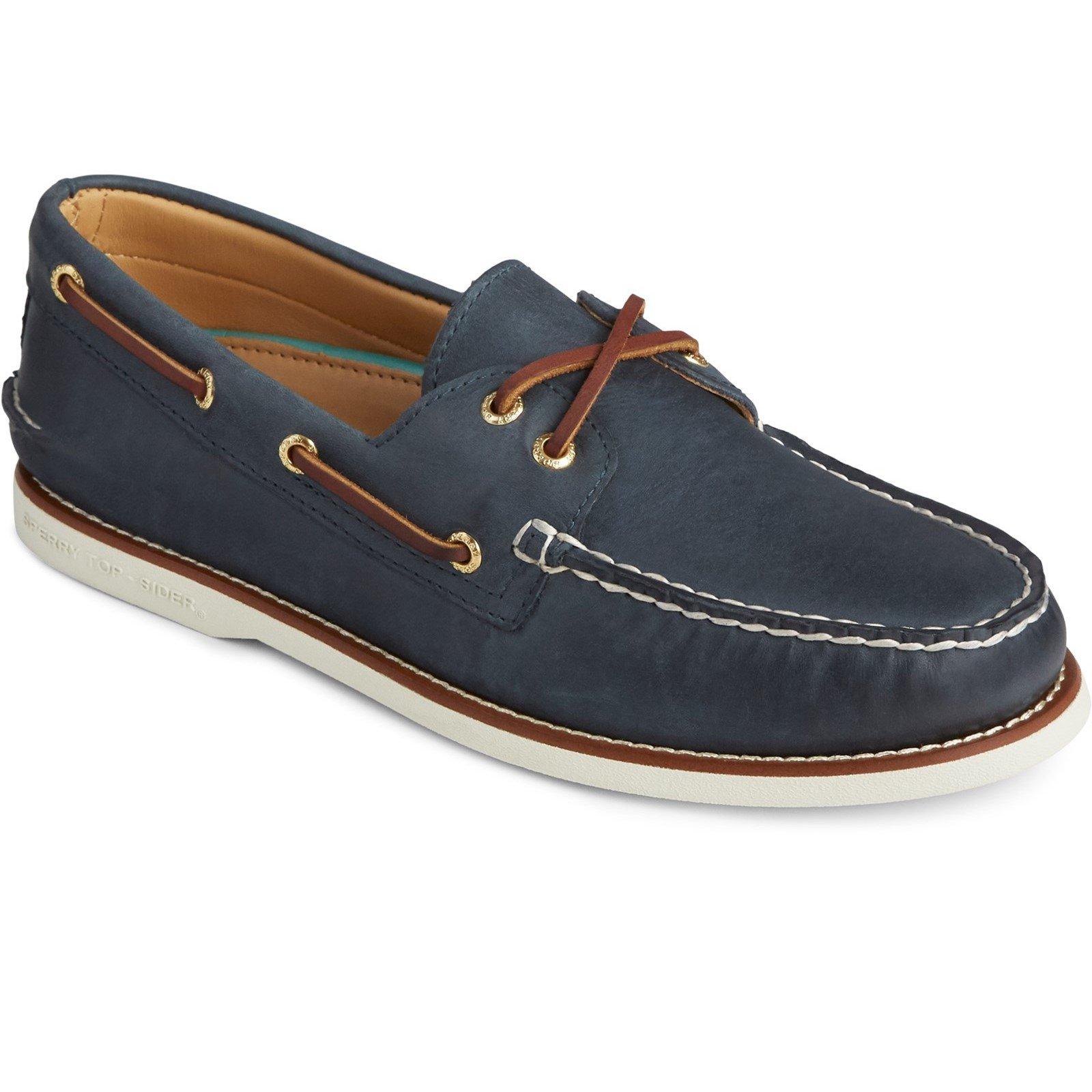 Sperry Men's Cup Authentic Original Boat Shoe Various Colours 31735 - Navy 8