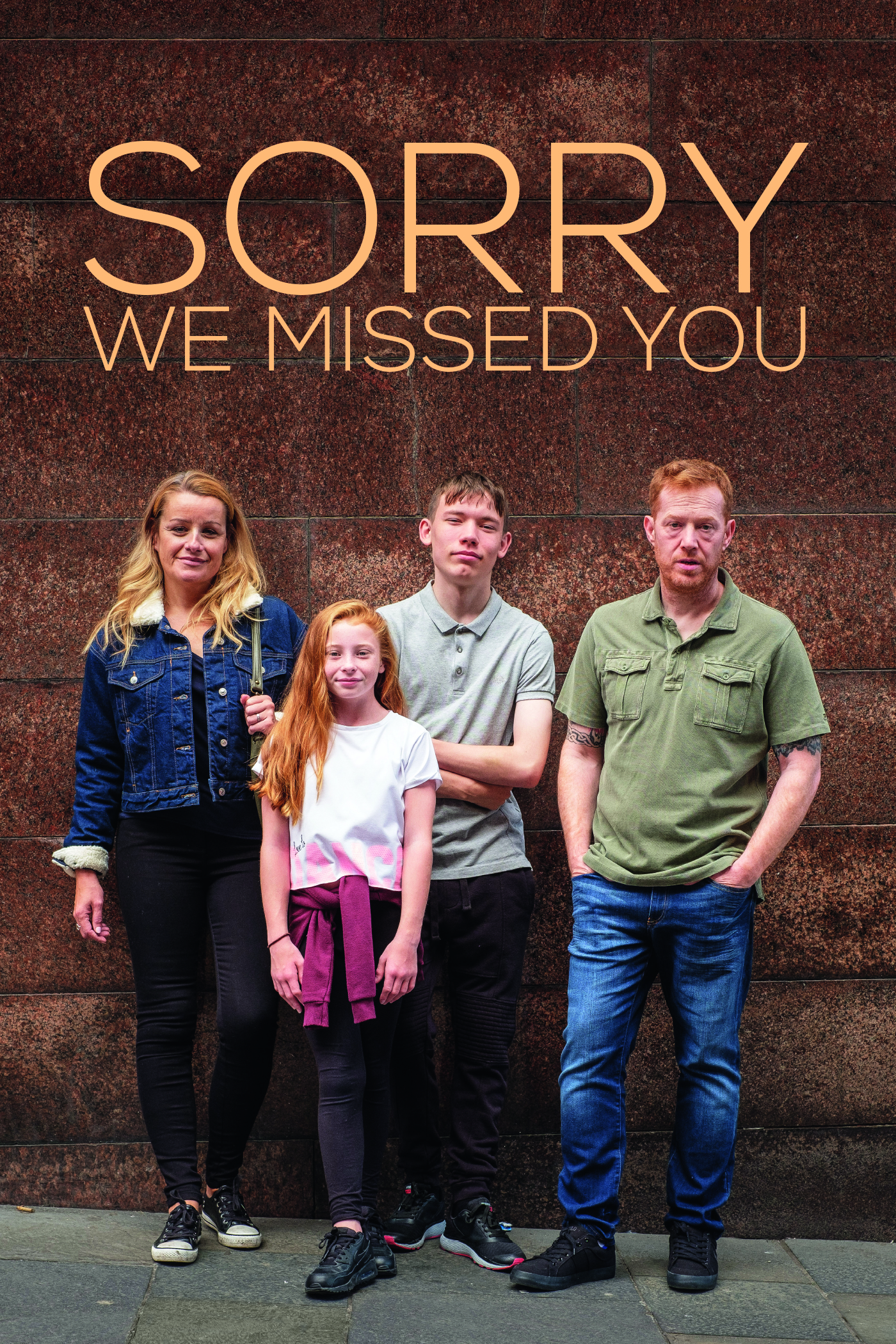 Sorry We Missed You - Blu Ray