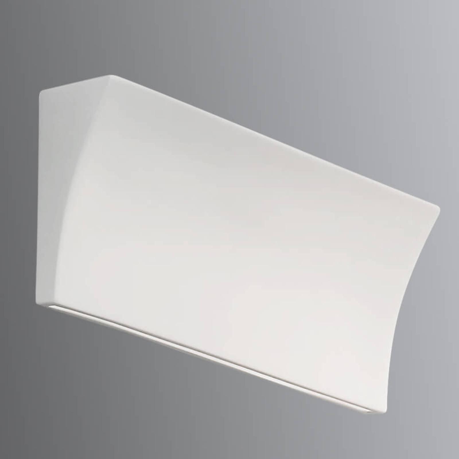 Design-vegglampe Delon H 17cm/ B: 35 cm