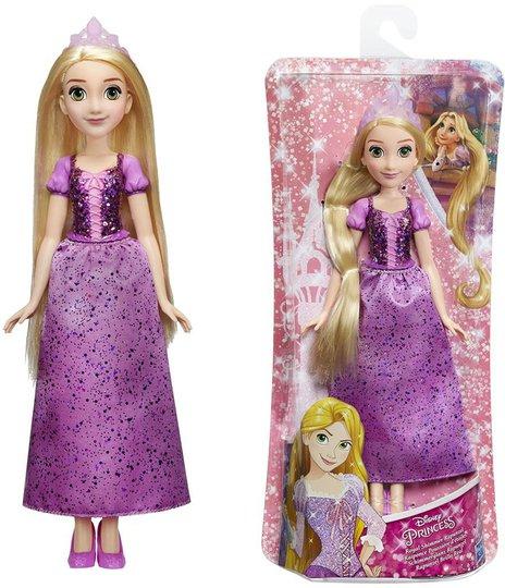Disney Princess Shimmer Dukke Rapunzel