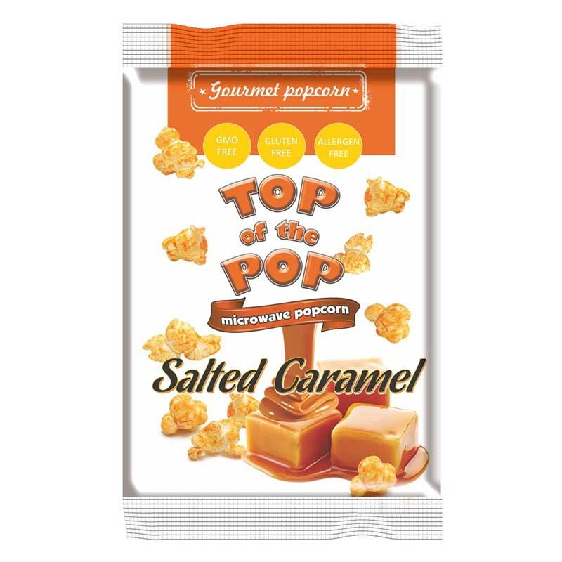 Mikropopcorn Salted Caramel 100 gram