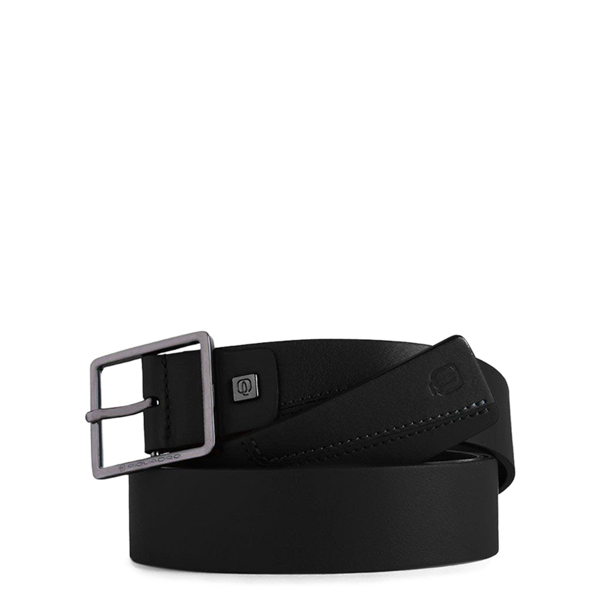 Piquadro Men's Belt Various Colours CU4987S104 - black NOSIZE