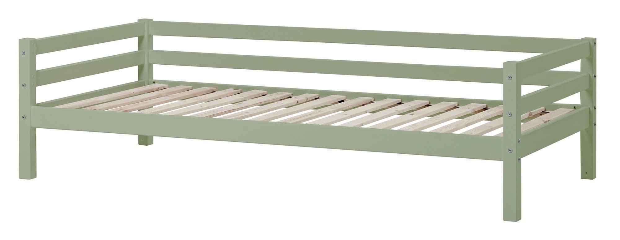 Hoppekids Juniorisänky Basic 90x200 cm, Pale Green