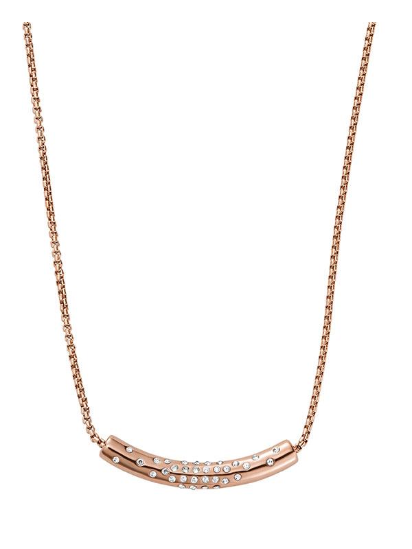 SKAGEN Halsband Elin - Rosé SKJ1482791