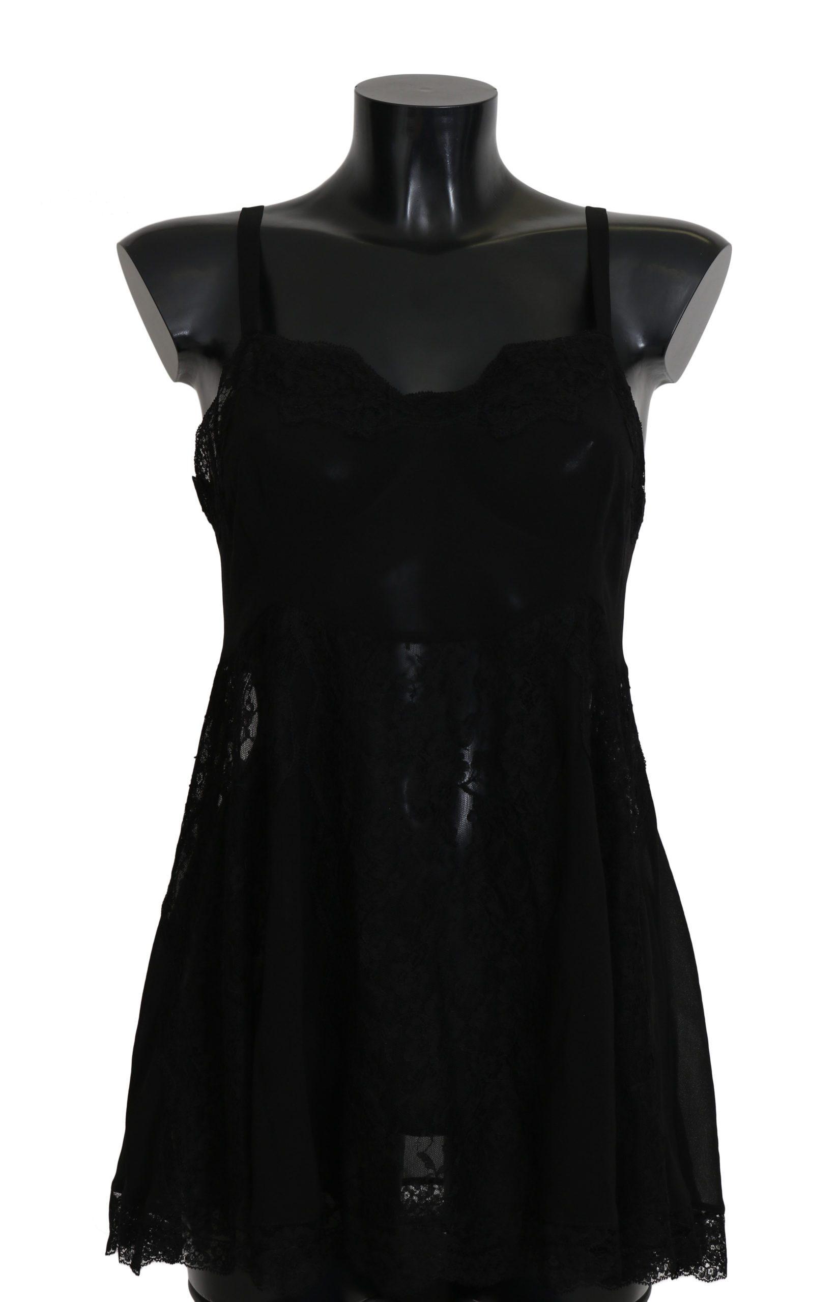 Dolce & Gabbana Women's Dress Black BIK263 - IT3   M