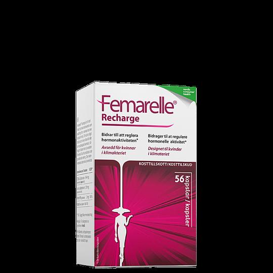Femarelle Recharge, 56 kapslar