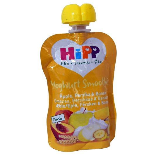 Yoghurtsmoothie Äpple, Persika & Banan 90g - 66% rabatt
