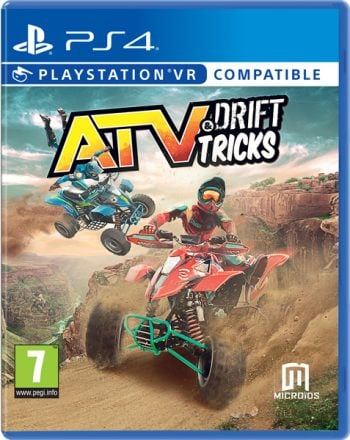 ATV Drift & Tricks (VR)