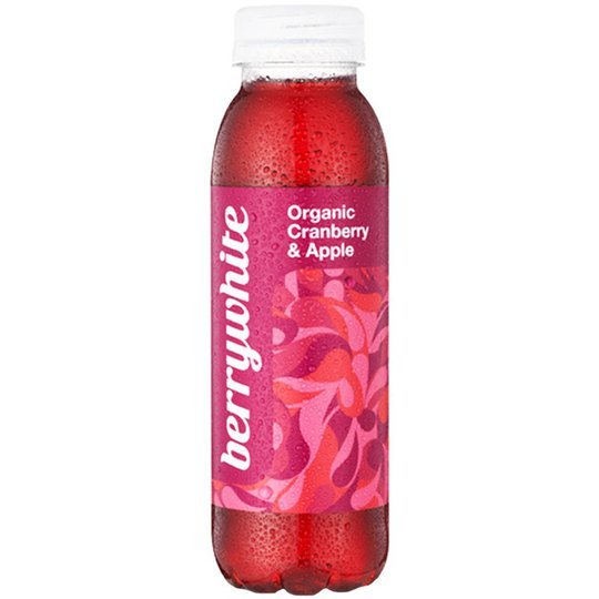 "Fruktdryck ""Cranberry & Apple"" 330ml - 54% rabatt"