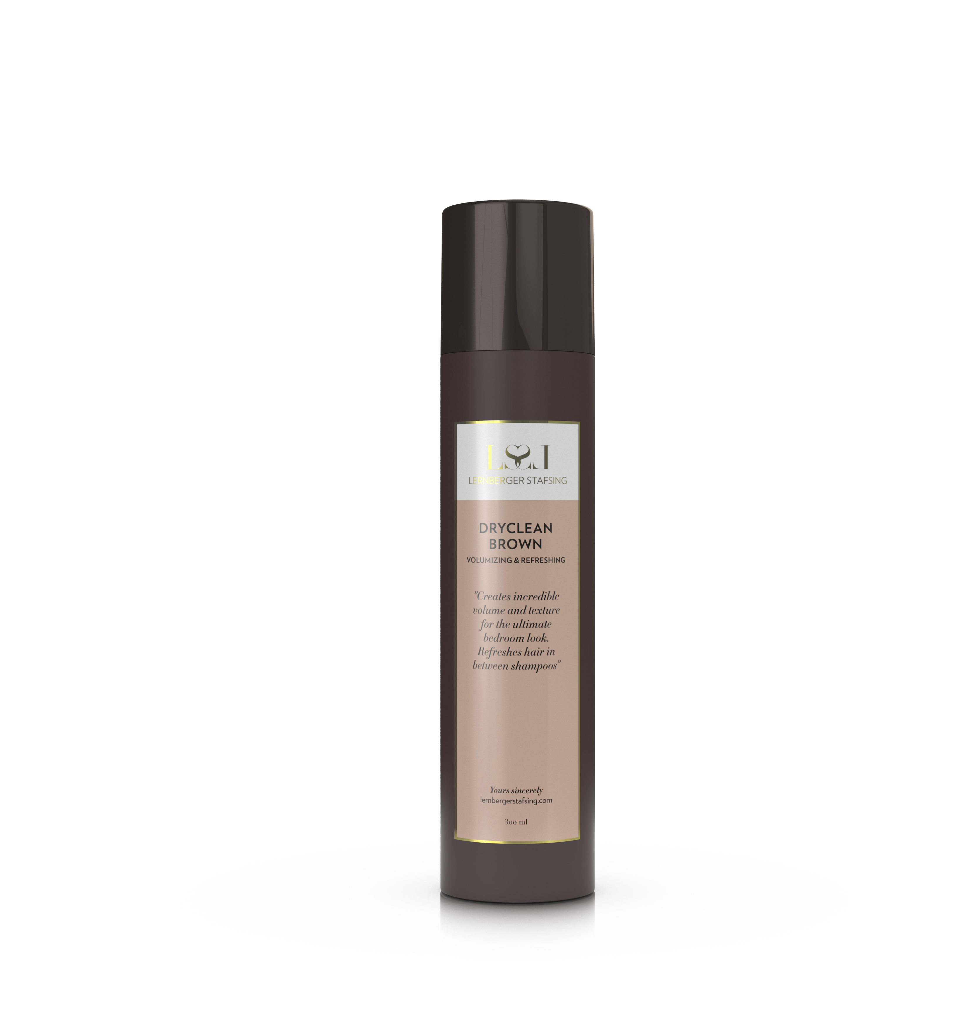 Lernberger Stafsing - Dry Shampoo Dryclean Brown