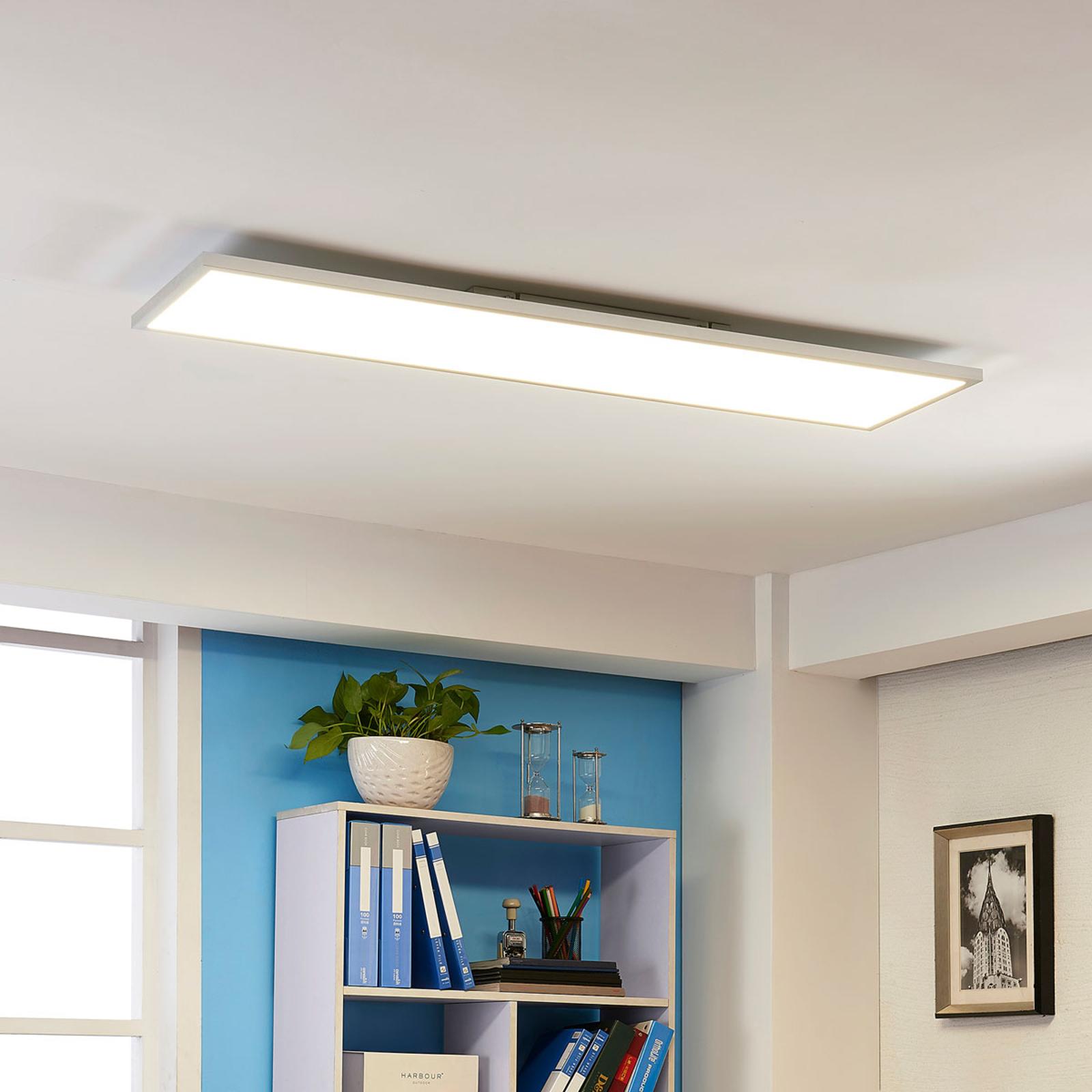 Arcchio Arthur -LED-paneeli, perusvalkoinen 40 W